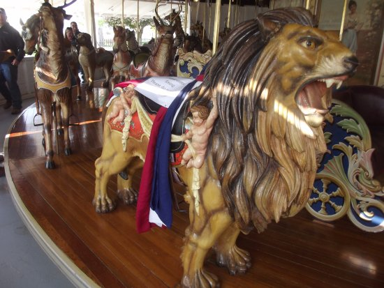 Burlington, CO: the true king of the Carousel