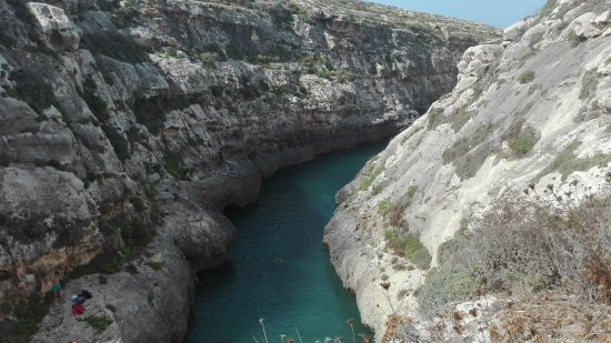 Ghasri, Мальта: ensanada