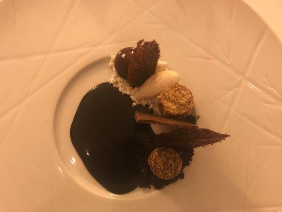 Bela Vista Hotel & Spa: variations autour du chocolat