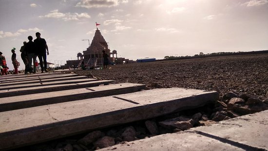 Dwarka, India: click of temple