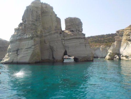 Adamas, Greece: Kleftiko