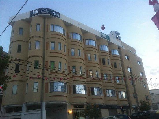 Beja, Tunisia: RamSam Hotel