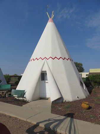 Wigwam Motel: Wigwam #2