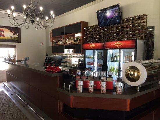 Oudtshoorn, Afrique du Sud : Restaurant