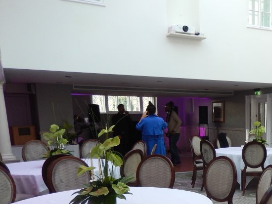 Restaurants In Cheltenham With Function Rooms