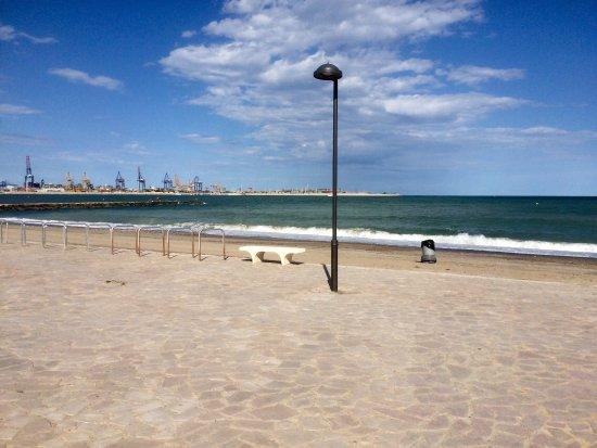 Restaurante La Dehesa Joaquín Castelló: Heerlijke zonnige dag