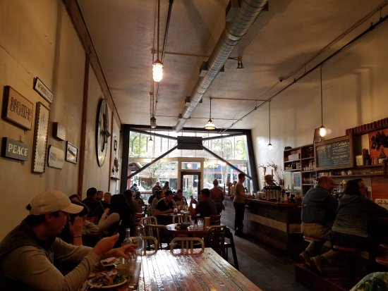 Well done, eclectic vibe with tasty homemade food