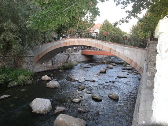 Pinos Genil, Испания: Un bien bel endroit
