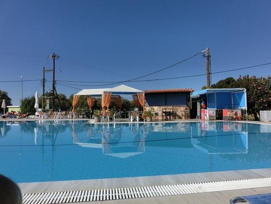 Skala Kallonis, Grécia: Pool