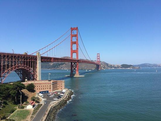 Hilton Parc 55 San Francisco: Golden Gate - Must Visit