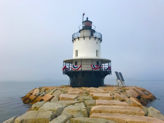 South Portland, ME: Spring Point Ledge Lighthouse