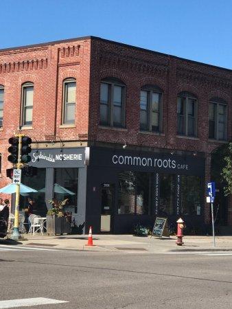 Common Roots Cafe Menu
