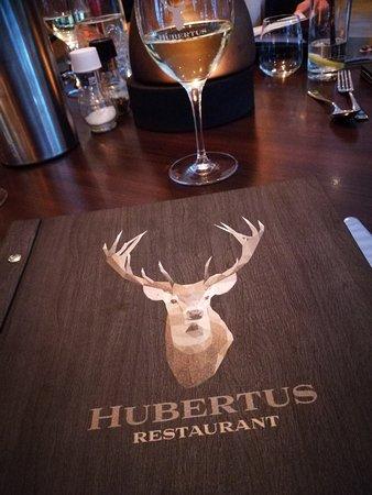 Garderen, Países Bajos: A la carte in het Hubertus restaurant, Fantastisch !