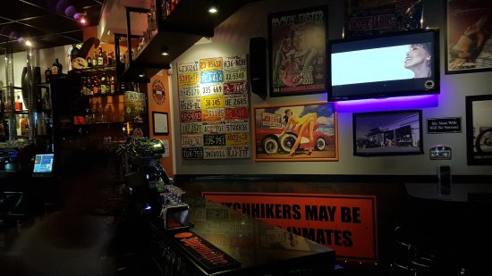 Route 66 Rock-Bar Cartagena