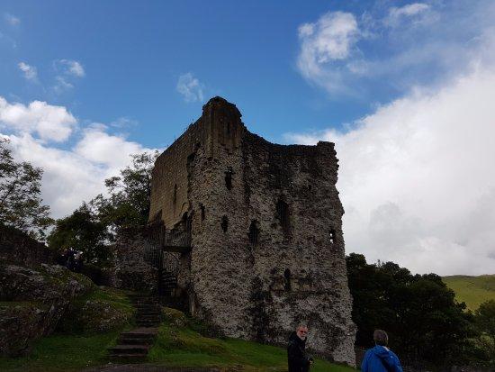 Castleton, UK: Main tower