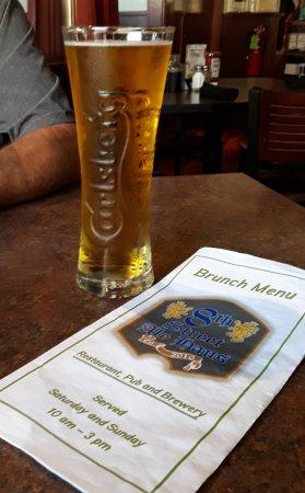 Sheboygan, WI: Cold beer