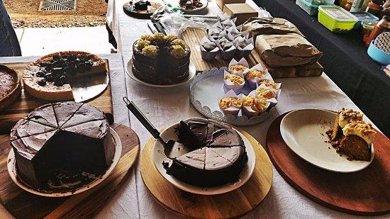 Hillcrest, Sydafrika: Delicious Cakes