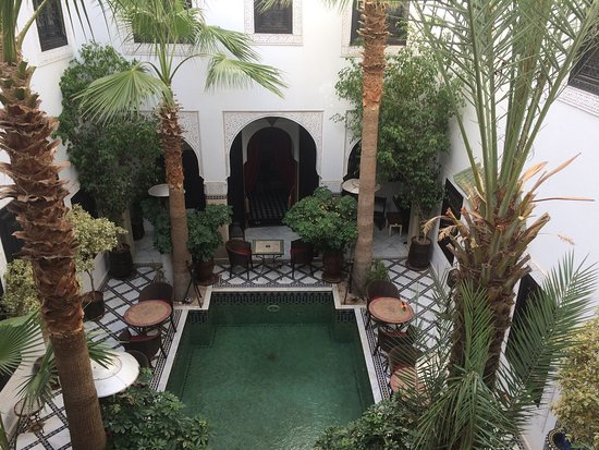 Le Riad Monceau: photo1.jpg
