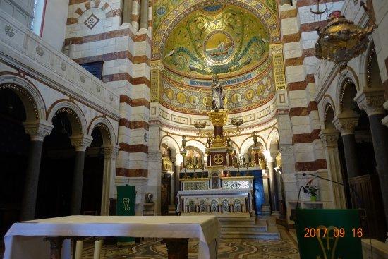 Basilique Notre Dame de la Garde: photo1.jpg