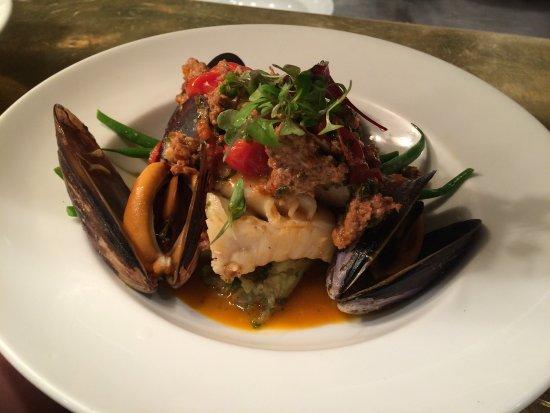 Delta, Canadá: Seafood