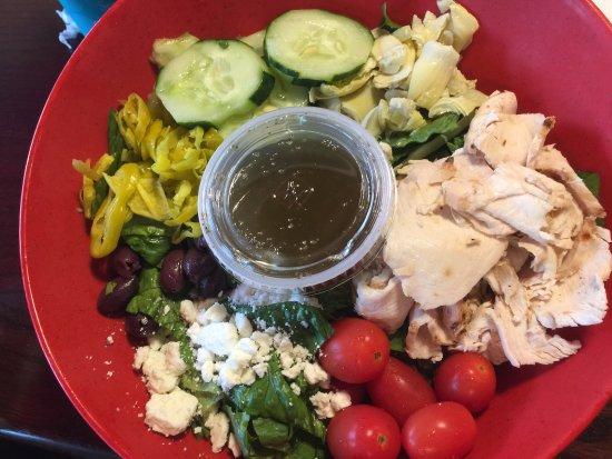 Gambrills, MD: Greek salad