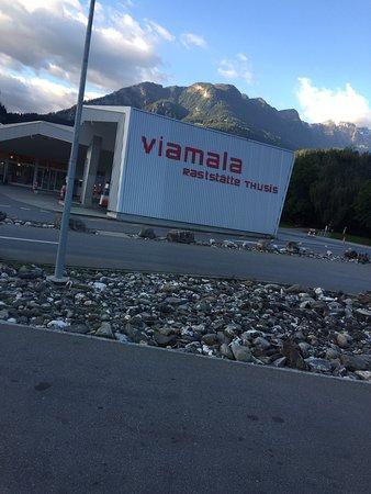 Viamala Raststatte Thusis AG: photo0.jpg