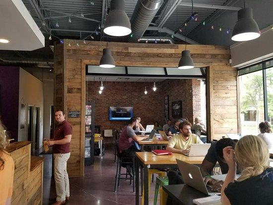 The office coffee shop royal oak restaurant reviews