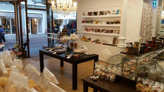Pralina Schokoladen Boutique