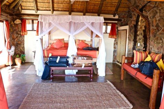 Vaalwater, Güney Afrika: Bedroom Lookout