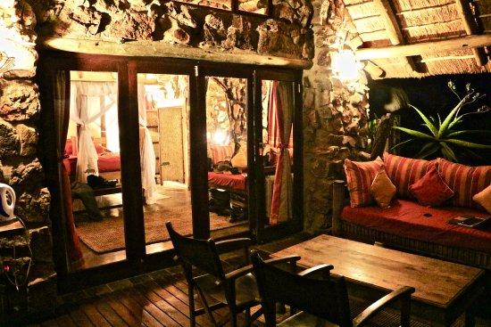 Vaalwater, Güney Afrika: Room Lookout