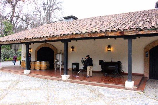Pirque, Chile: Viña Concha Y Toro