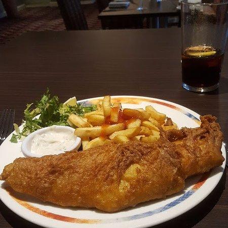 Long Eaton, UK: Fish & Chips