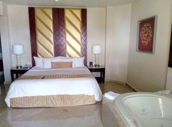 Moon Palace Cancun: comodisima