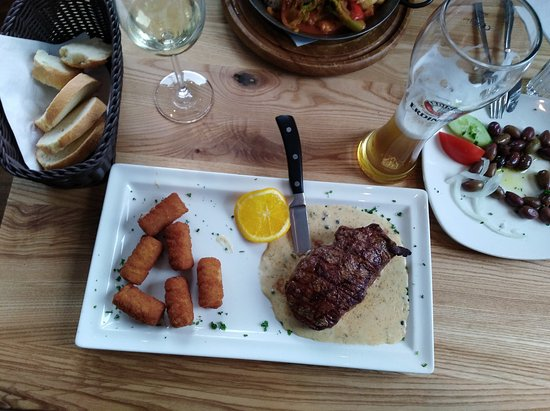 Tornesch, Tyskland: Restaurant Himara