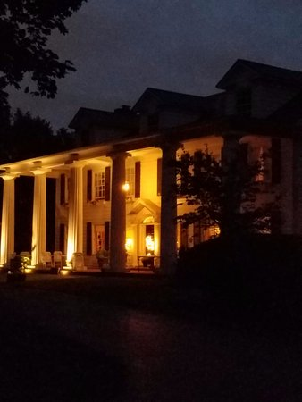 Olney, MD : Beautiful at night