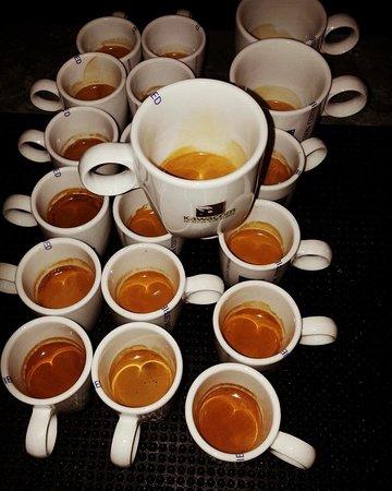 Lagonisi, Greece: Daily Coffee