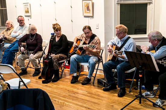 Island Heights, NJ: Ocean County Artists' Guild