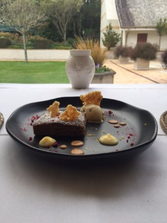 Wharekauhau Country Estate : Desserts do NOT disappoint
