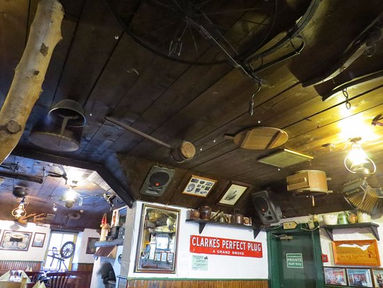 Restaurant interior picture of man o war traditional