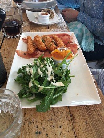 Mijdrecht, The Netherlands: Chicken fingers