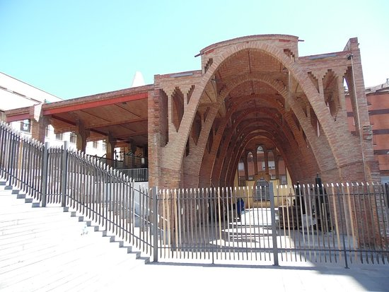 Museu de Sant Cugat - Celler Modernista
