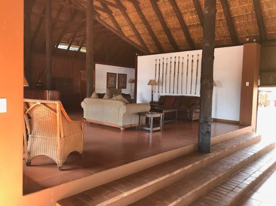 Nkwazi Lake Lodge Resmi