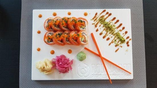 Vellinge, Suecia: Minami Sushi