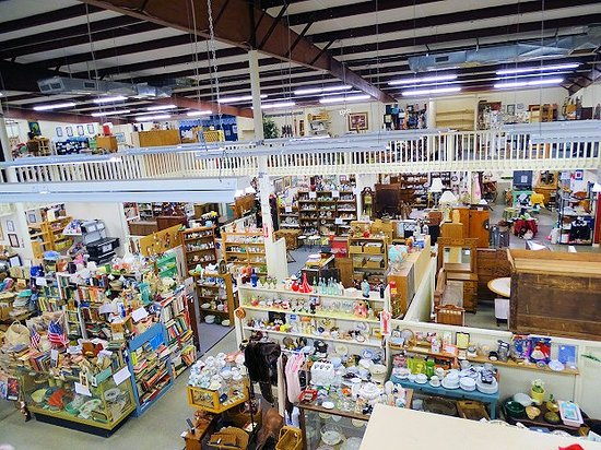 Balsam Antique Mall