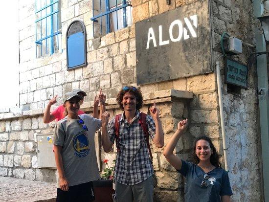 Alon Gat Tour Guide