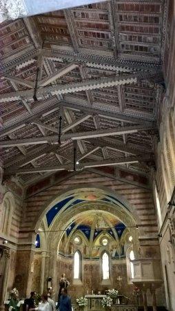 Allerona, Italie : Interno