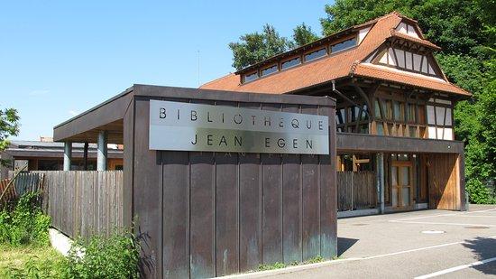 Bibliothèque Jean Egen