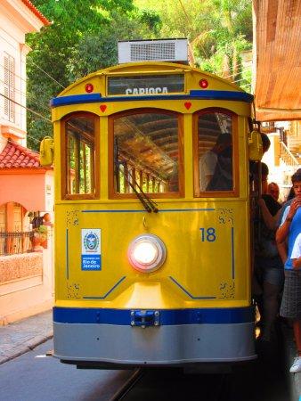 Santa Teresa Tram: Bondinho destino carioca - Centro - RJ