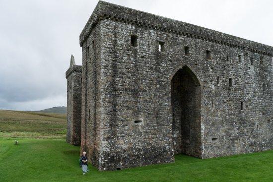 Hawick, UK: Castle