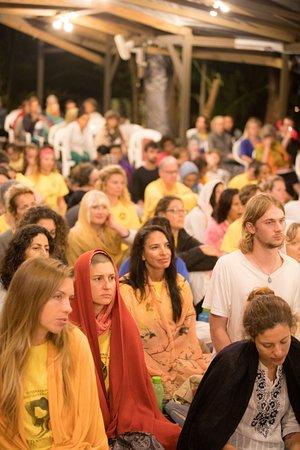 Sivananda Ashram Yoga Retreat: Satsang